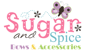 Sugar and Spice Bows.
